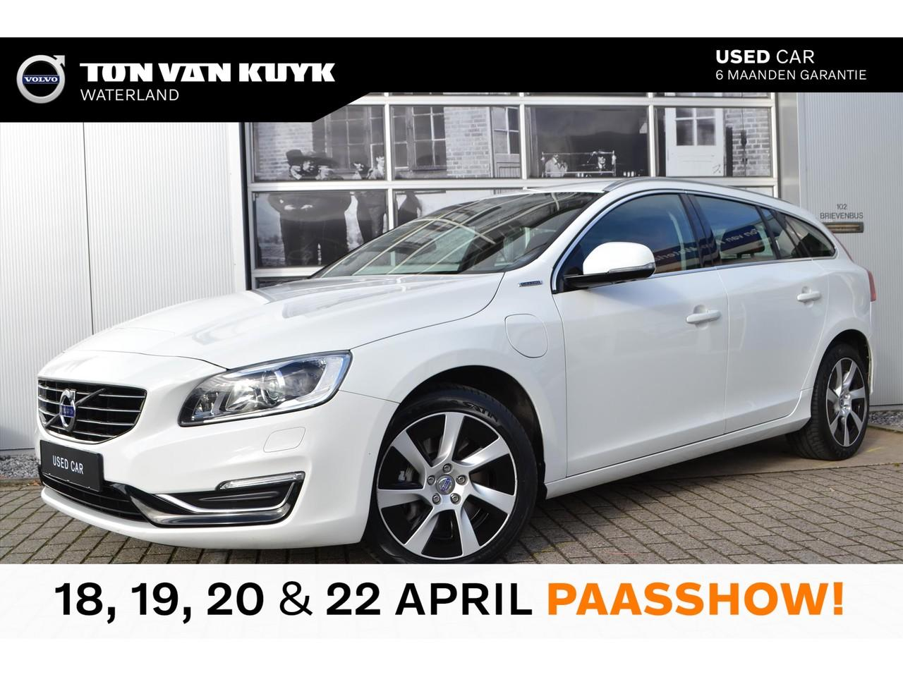 Volvo V60 D6 summum geartronic awd rear seat entertainment