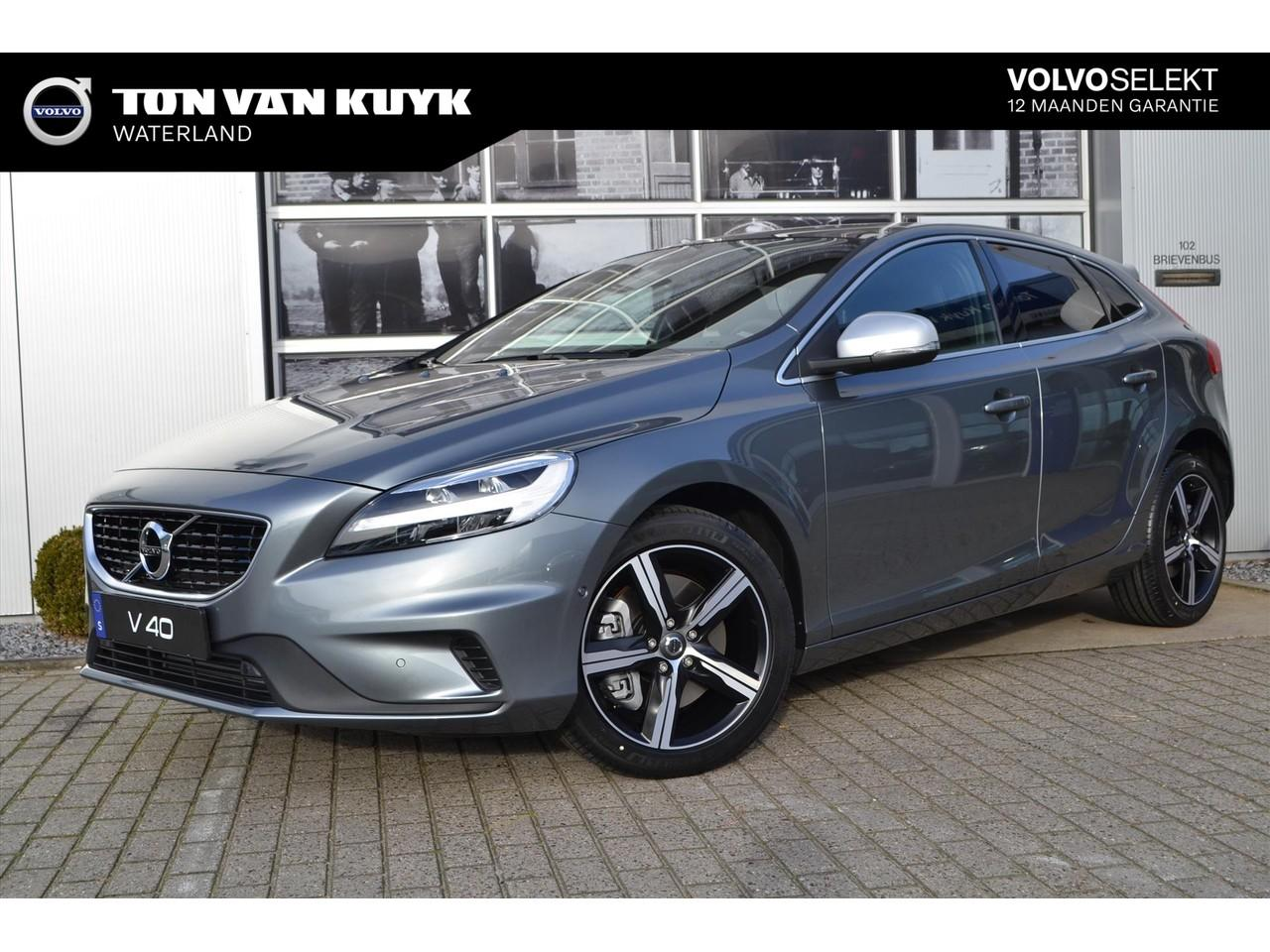 Volvo V40 1.5 t3 152pk geartronic polar+ sport / harman&kardon / camera /