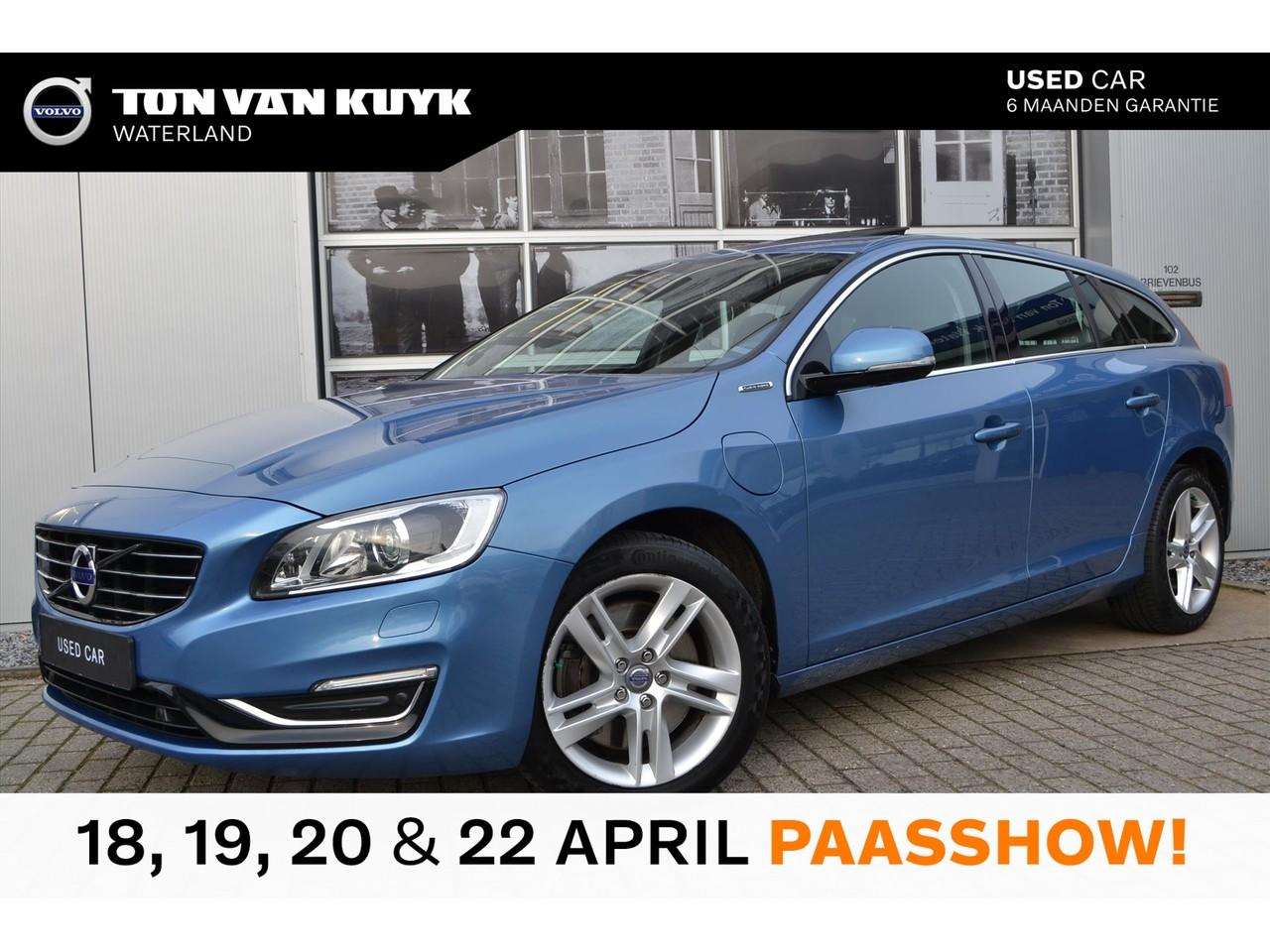 Volvo V60 D6 plug-in hybrid geartronic awd