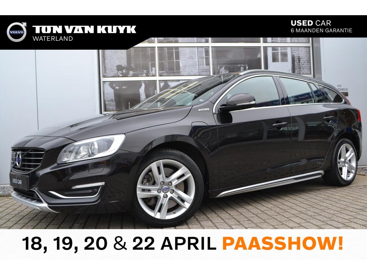 Volvo V60 D6 summum geartronic awd driver support line