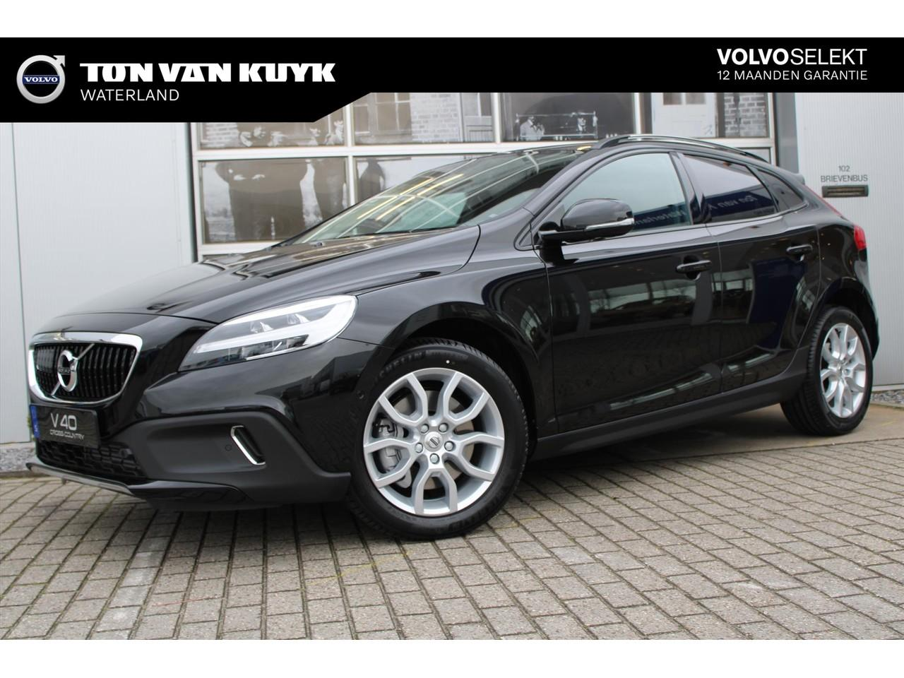 Volvo V40 cross country 1.5 t3 152pk aut. polar+ luxury / intelli safe / standkachel /