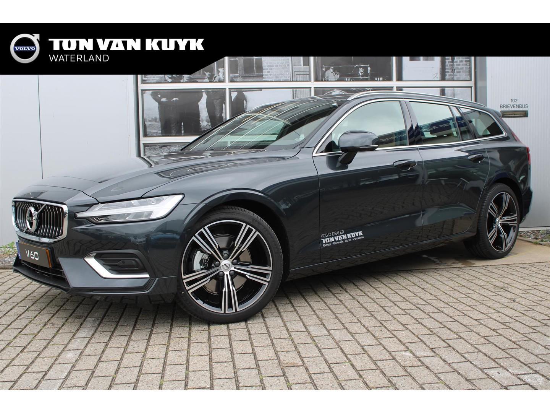Volvo V60 T4 2.0 190pk inscription automaat / intellisafe / park assist