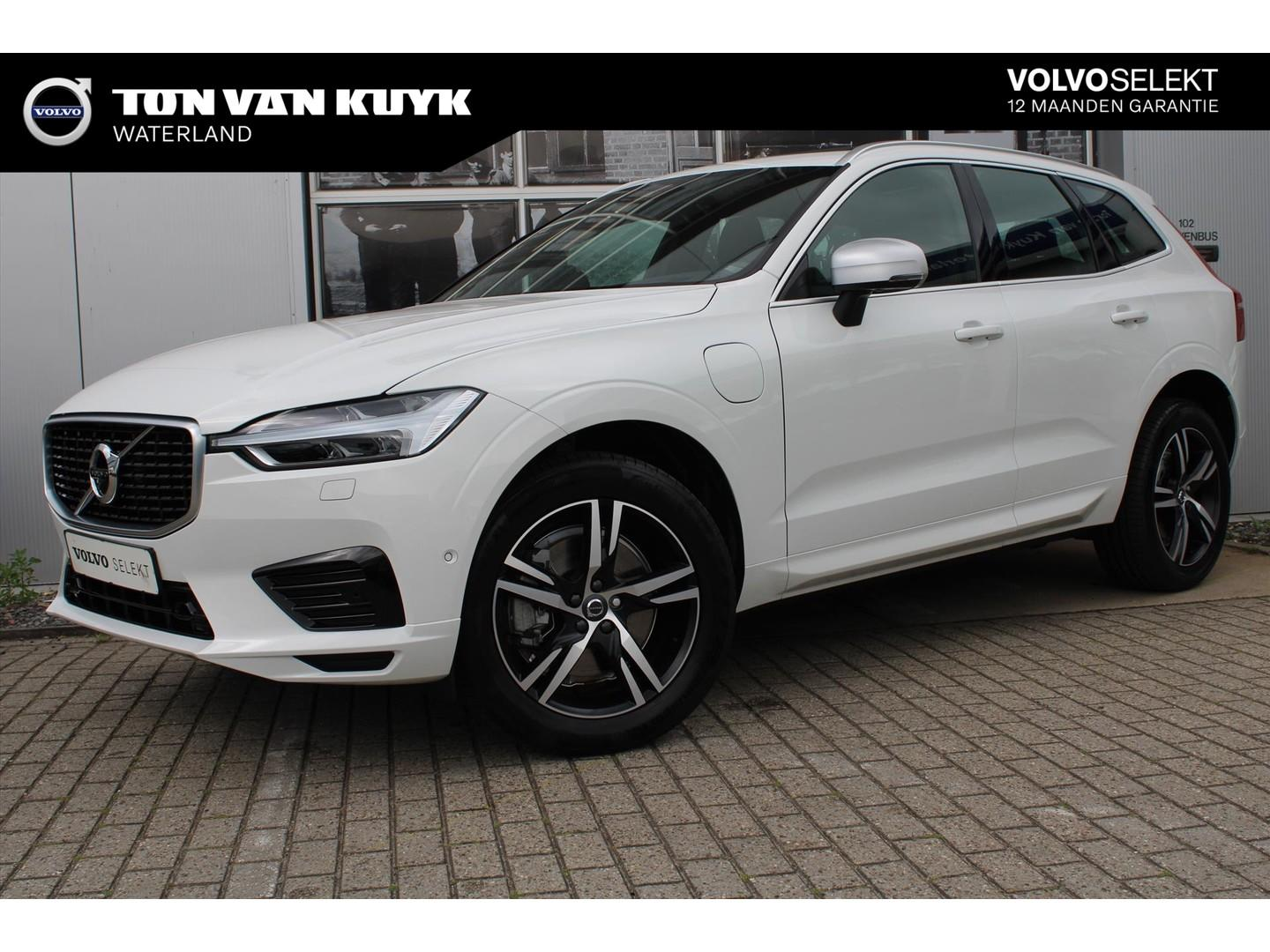 Volvo Xc60 T8 te 390pk r-design awd automaat / business pack connect