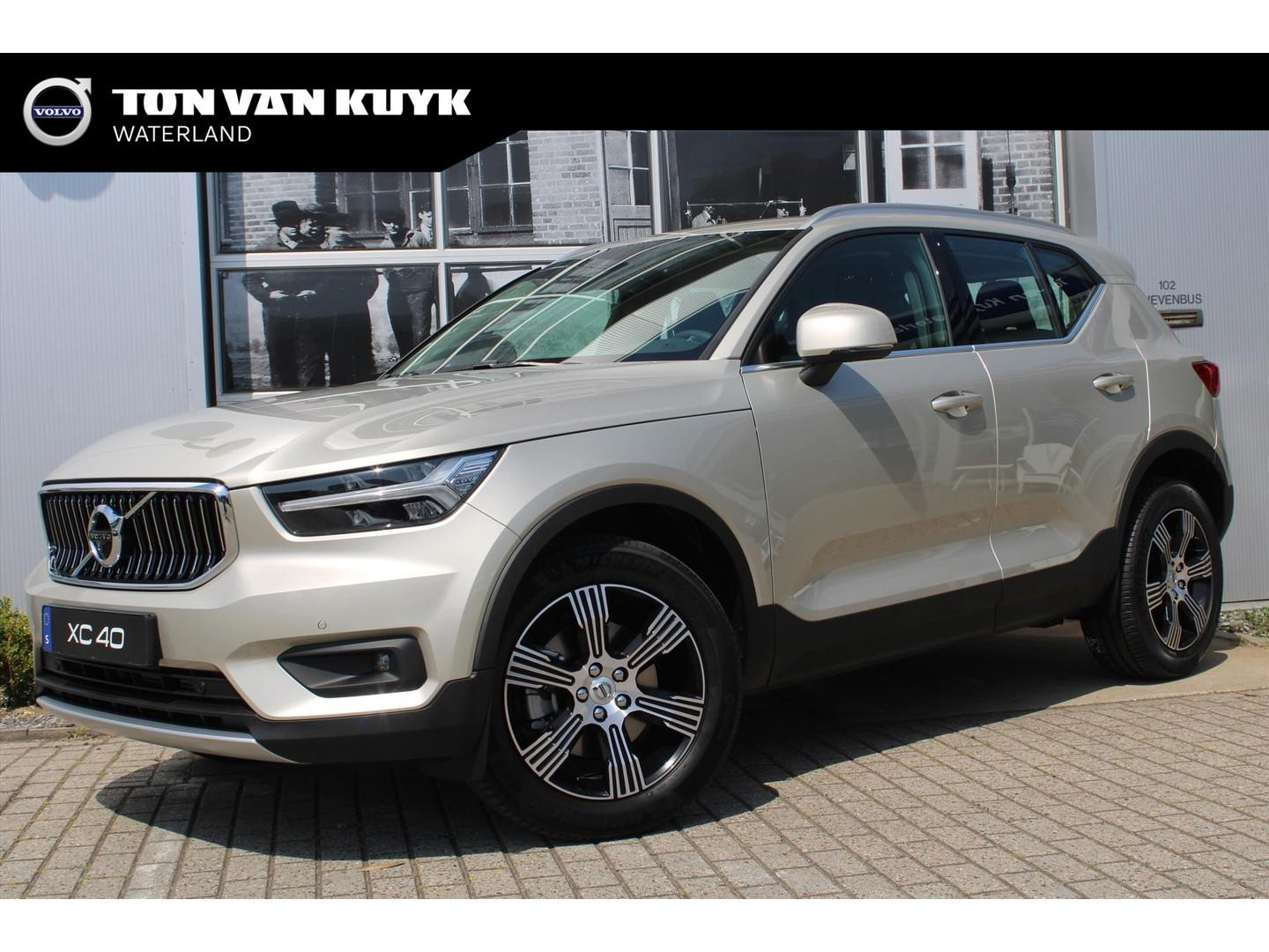 Volvo Xc40 T4 190pk geartronic inscription / intellisafe /scandinavian /