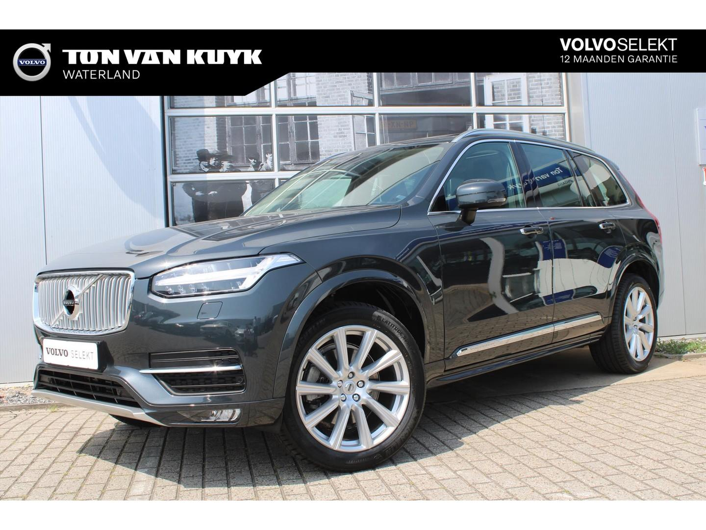 Volvo Xc90 T5 7p awd inscription / business pack connect / luxury line /