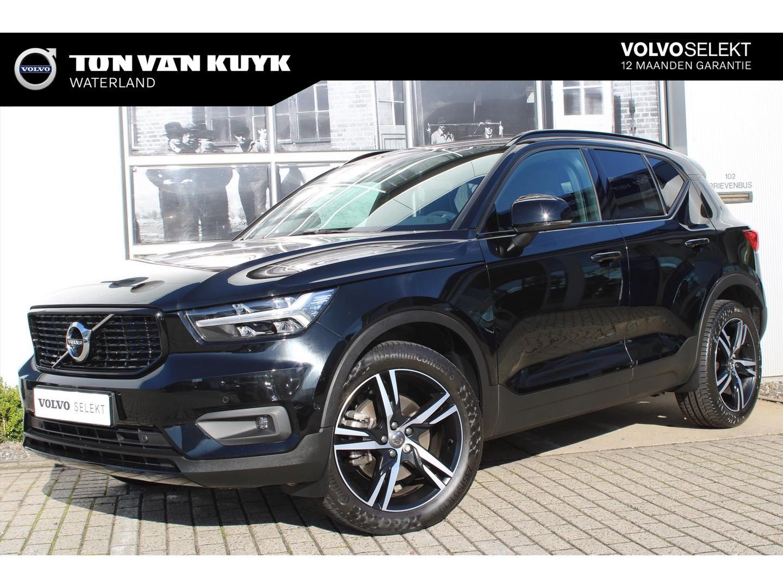 Volvo Xc40 T4 2.0 190pk r-design automaat / intellisafe / versatility