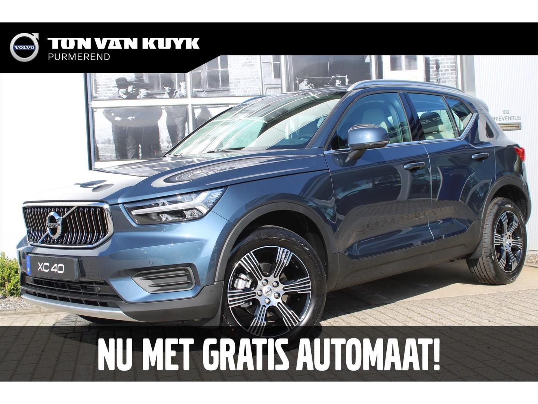 Volvo Xc40 T3 1.5 163pk inscription automaat / intellisafe / park assist