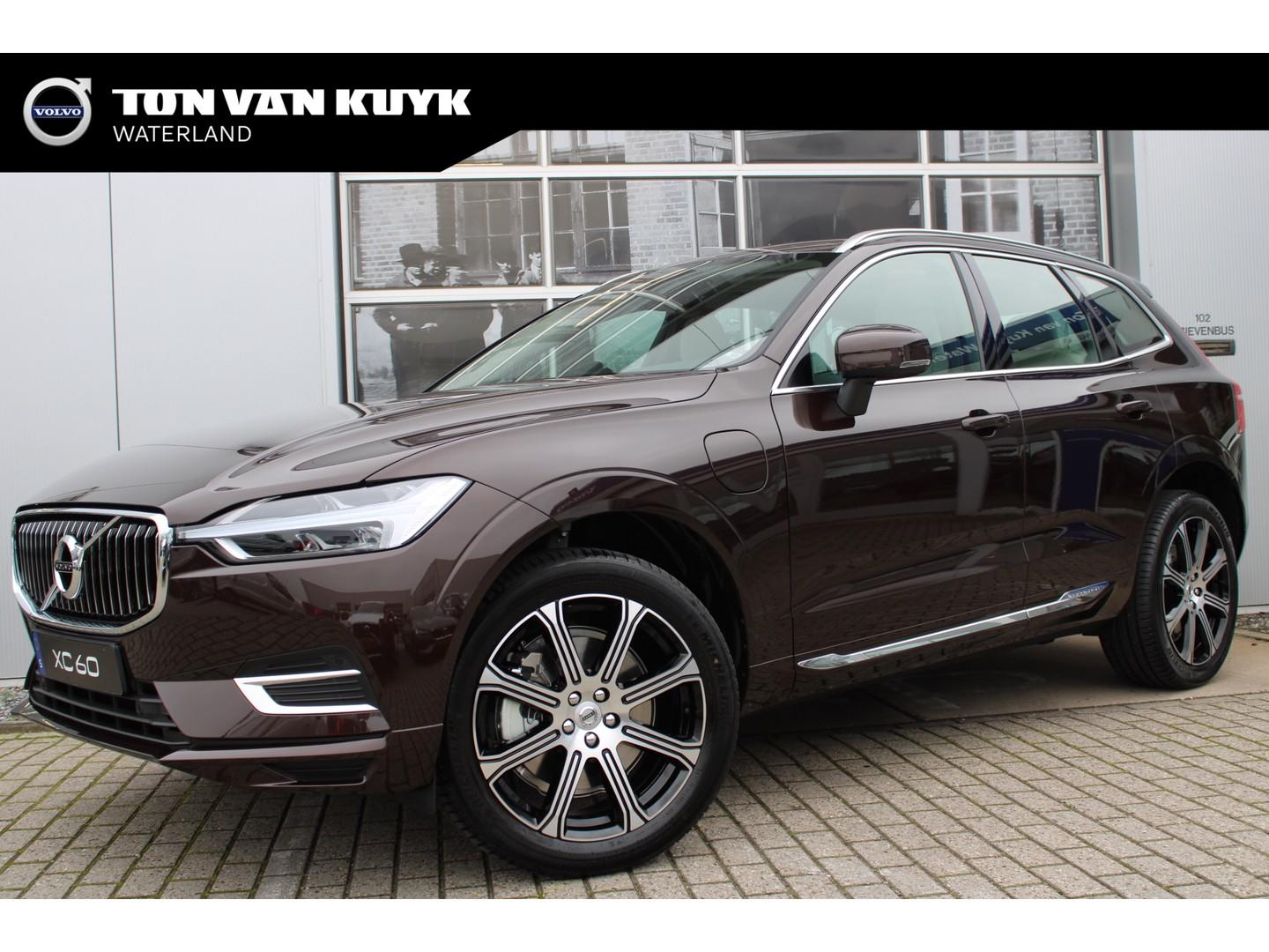 Volvo Xc60 T8 te 390pk awd automaat inscription / intellisafe / versatility line / park assist