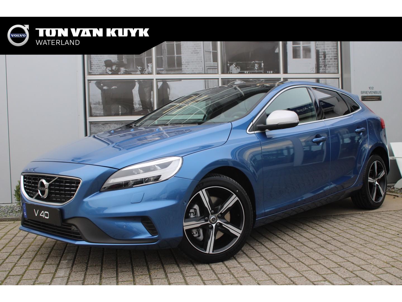 Volvo V40 T3 1.5 152pk automaat polar+ sport / lederen bekleding / full led / standkachel