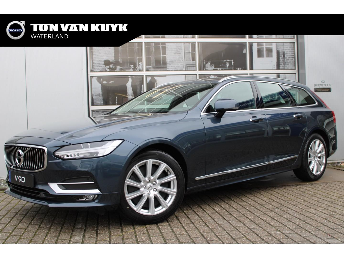 Volvo V90 T4 2.0 190pk geartronic business luxury / audio line / winter line /