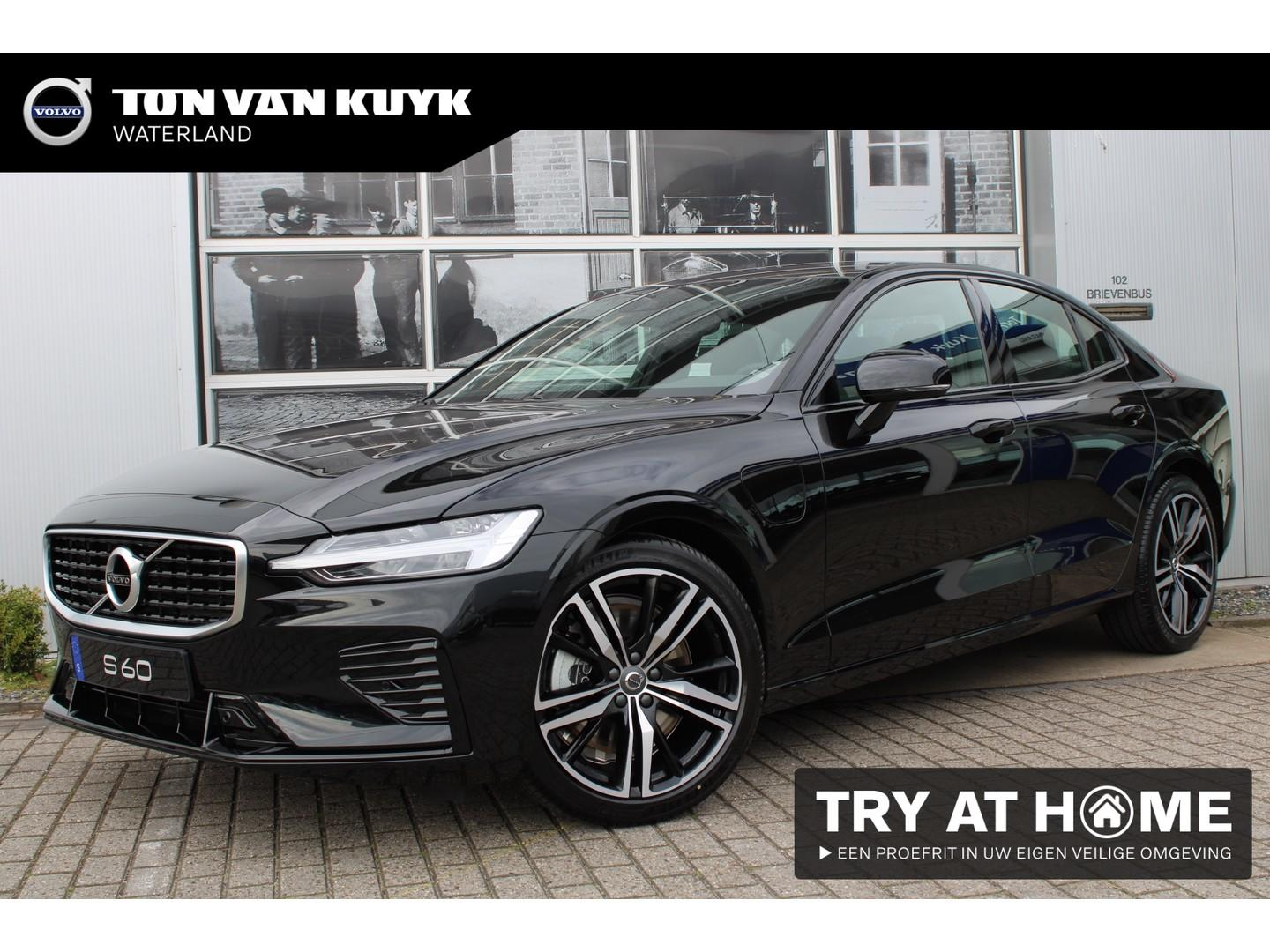 Volvo S60 T6 te 340pk awd automaat r-design / intellisafe / park assist line /