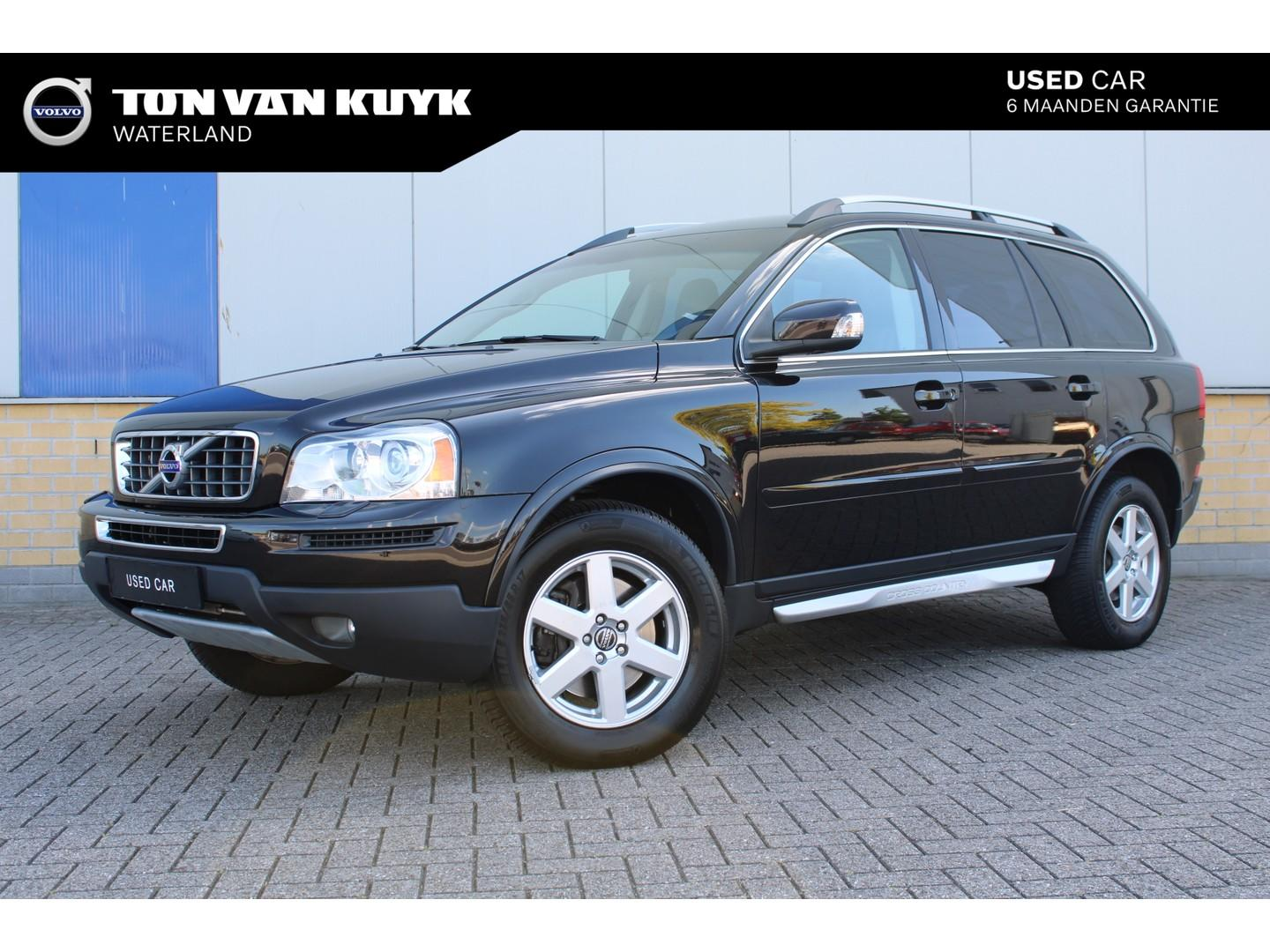 Volvo Xc90 D5 2.4 200pk automaat awd limited edition / 7 persoons / bluetooth / parkeer camera