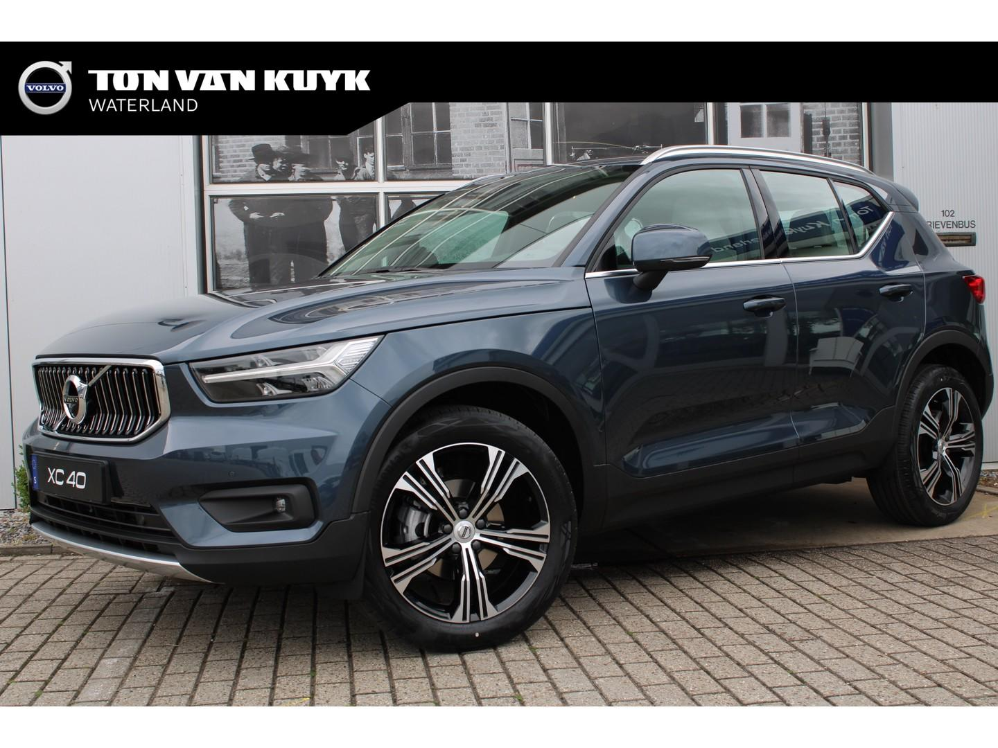 Volvo Xc40 T2 129pk geartronic inscription /