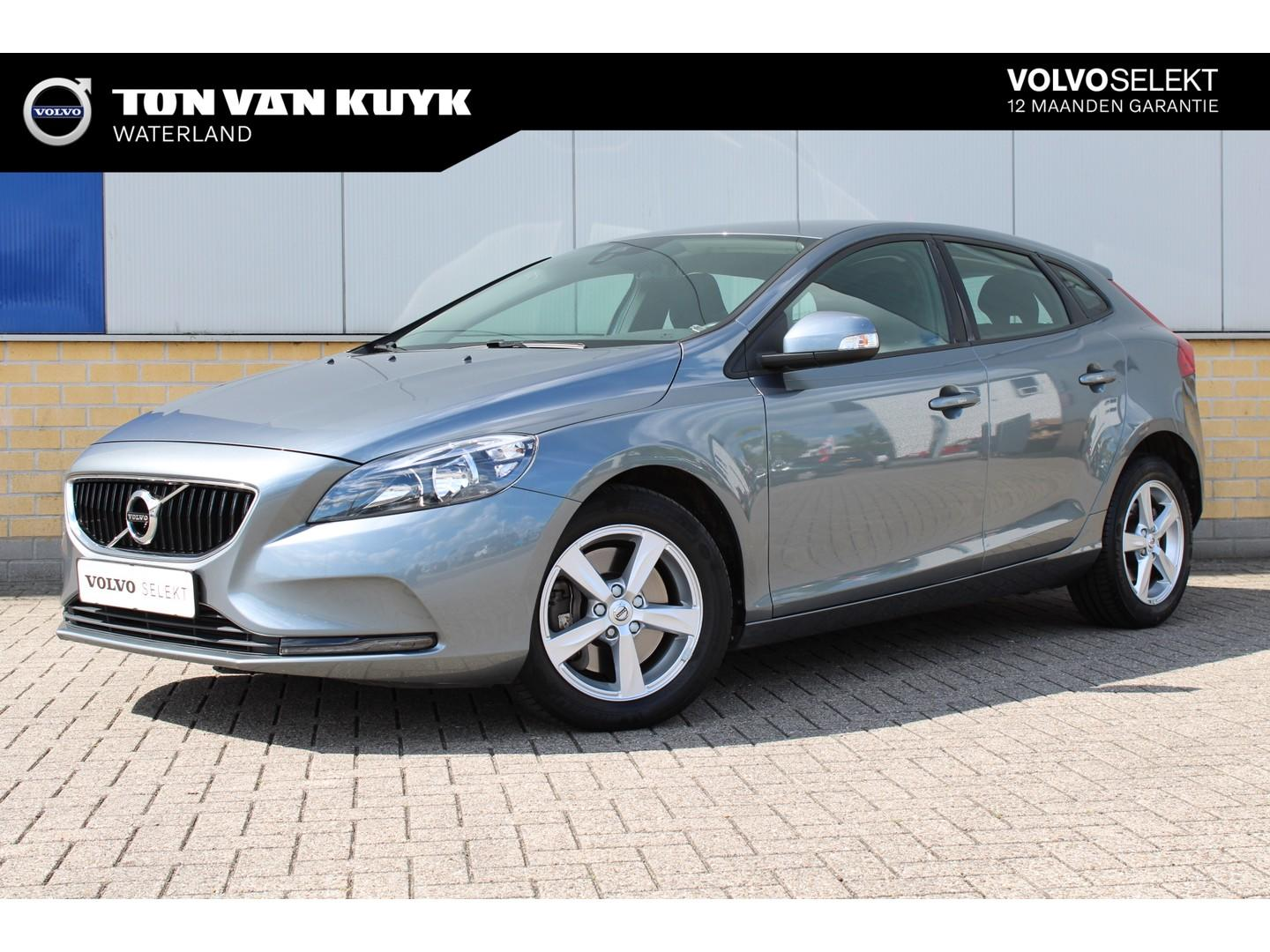 Volvo V40 T2 122pk automaat kinetic / navigatie / bluetooth / cruise control
