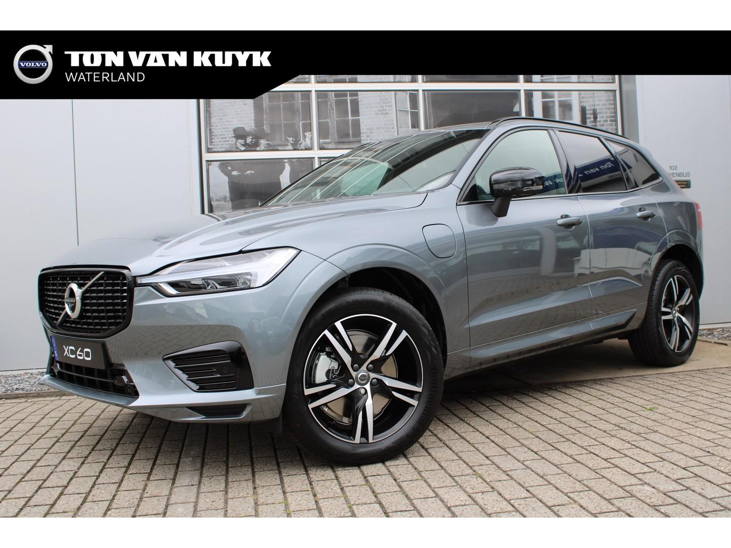 Volvo Xc60 T6 te 340pk automaat awd r-design / climate pack / power seats / lounge