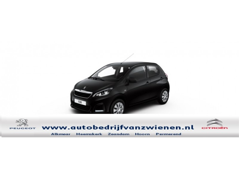 Peugeot 108 Peugeot 108 1.0 12v e-vti 68pk 5dr access