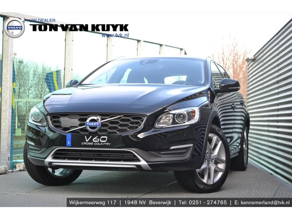 Volvo V60 D3 cross country 150pk nordic+ geartronic nav tel