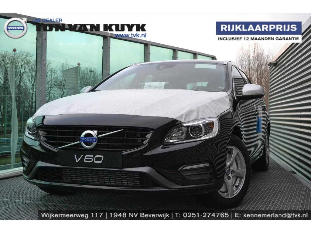 Volvo V60 D2 nordic+ sport / on call / dab+ / roofrails