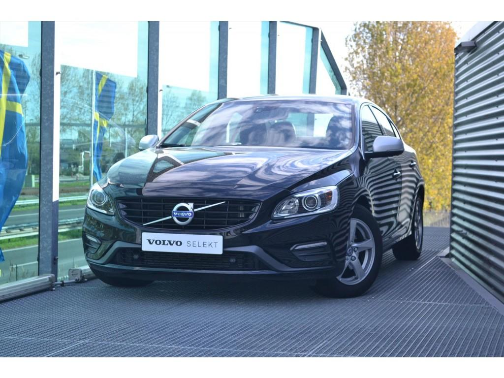 Volvo S60 D2 geartronic nordic+ sport / dab+ / on call / r-design