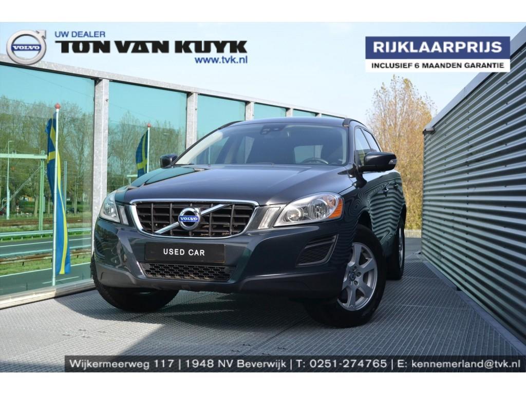 Volvo Xc60 D3 kinetic / navigatie / bluet. / getinte ramen / toponderhoud
