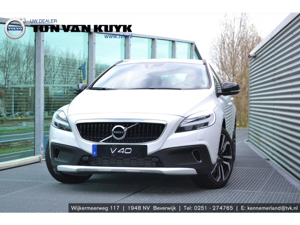 Volvo V40 cross country T3 nordic + dab+ lmv 18 inch