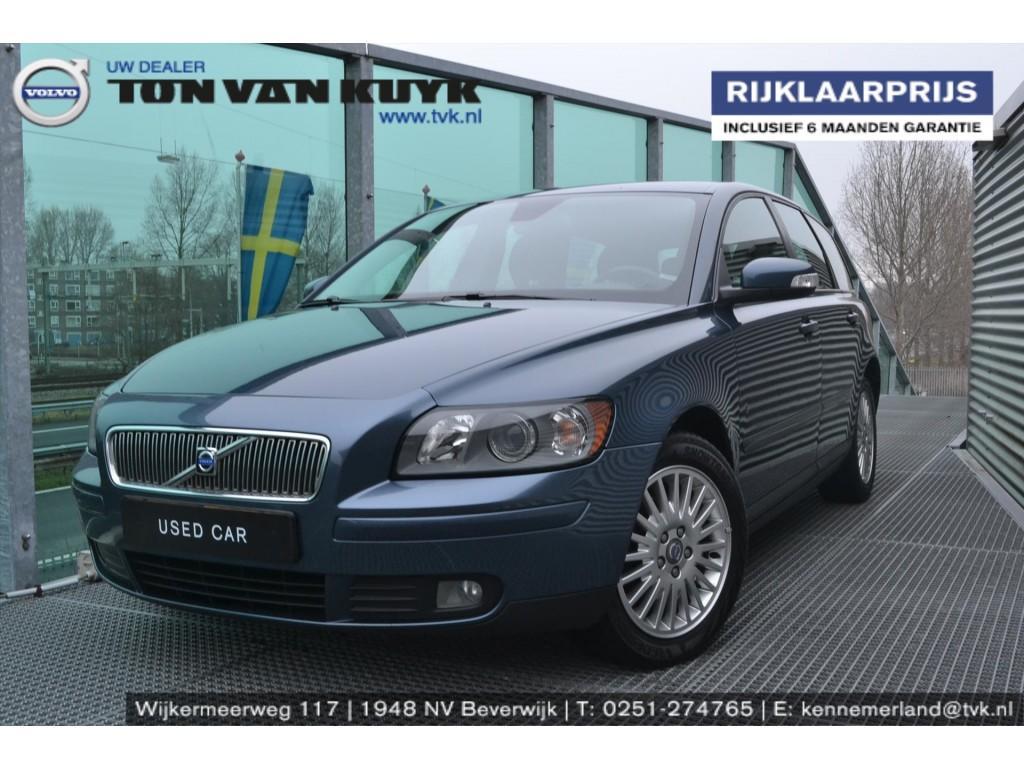 Volvo V50 1.8 edition ll / 16 inch / pdc / trekhaak /