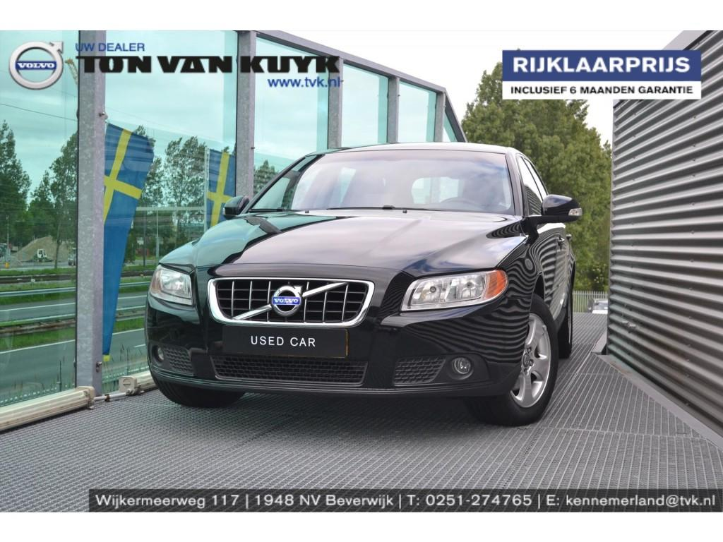 Volvo V70 2.0d 100kw limited edition / leder / navi / trekhaak