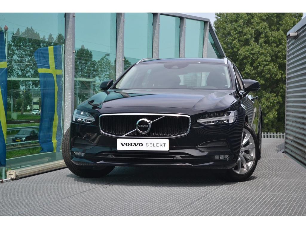 Volvo V90 T5 254pk geartronic momentum / navi / tel / verw. stoelen