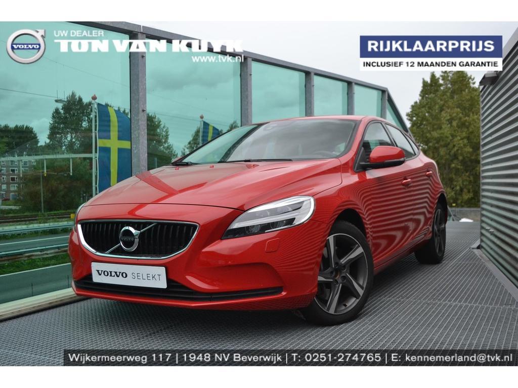 Volvo V40 2.0 d3 150pk nordic+ / navigatie / volvo on call / stoelverwarmi