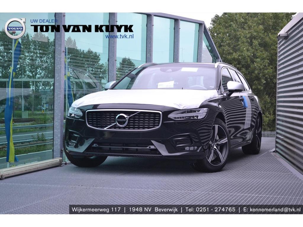 Volvo V90 T4 190pk geartronic business sport / premium audiio / dab+ /