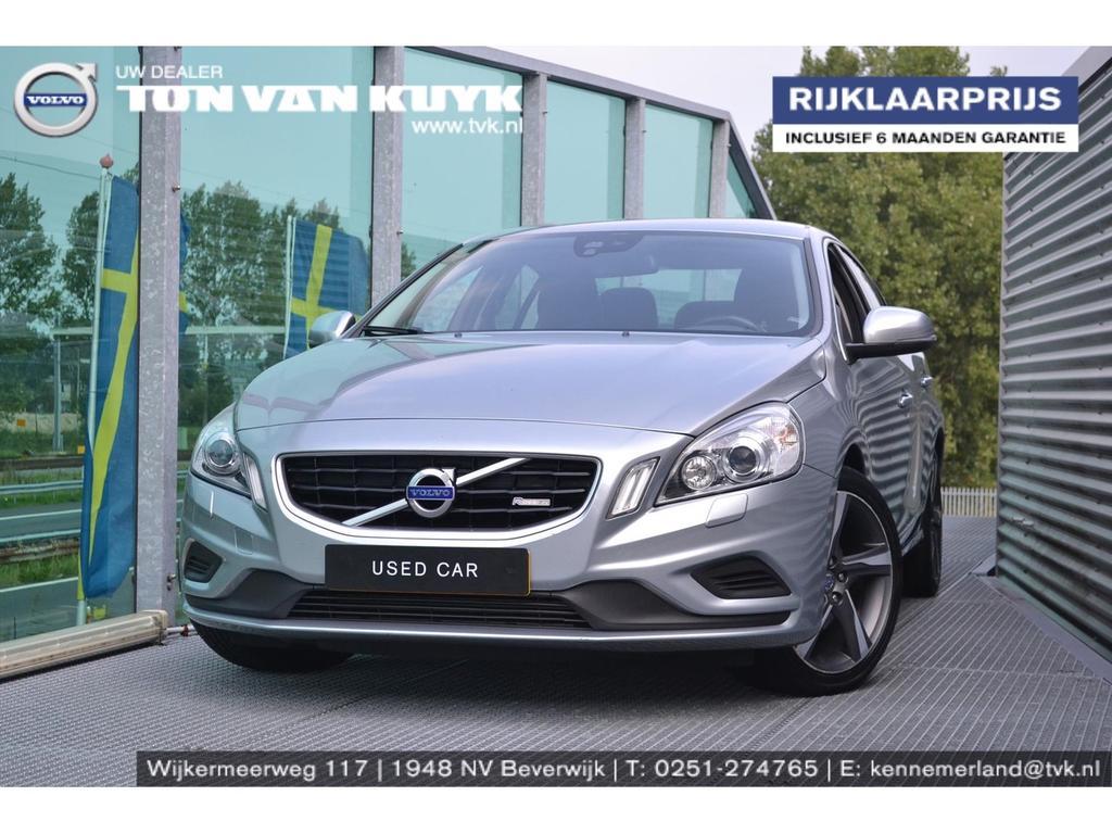 Volvo S60 Drive r-design autom,navigatie/xenon