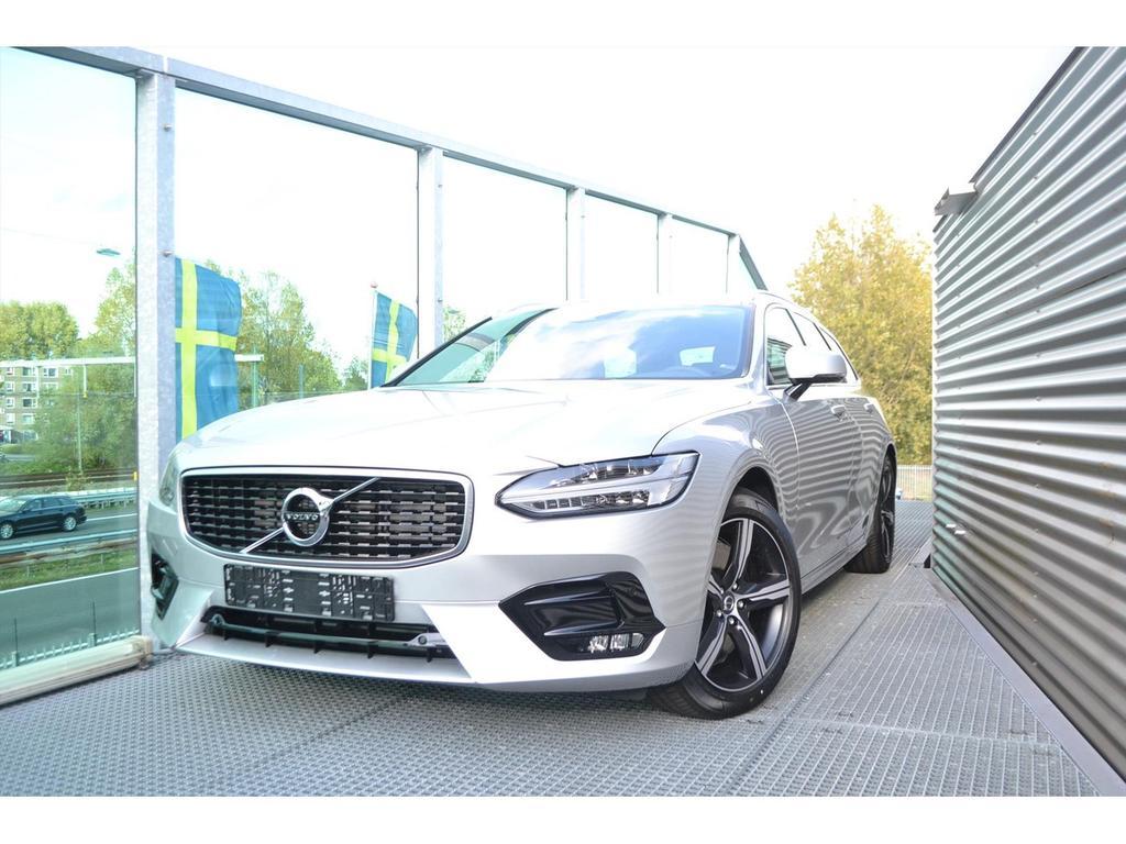 Volvo V90 T4 190pk geartronic business sport / leder / 18 inch /