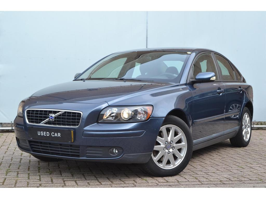 Volvo S40 2.4 i 140pk geartronic edition ii