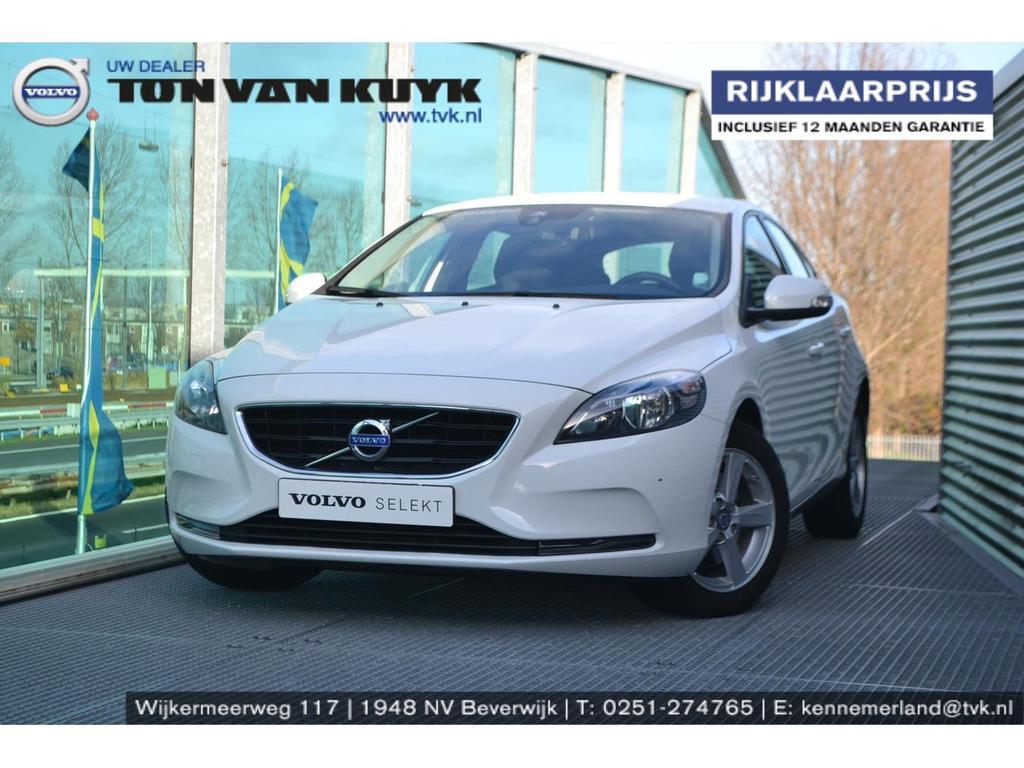 Volvo V40 T2 kinetic / navi / carkit / cruise / 16 inch /