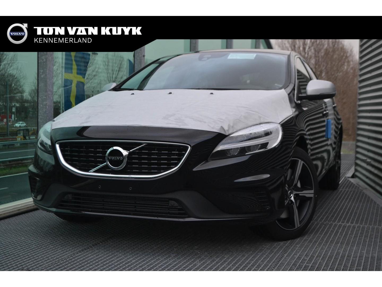 Volvo V40 1.5 t3 152pk geartronic polar+ sport / zwartmetallic