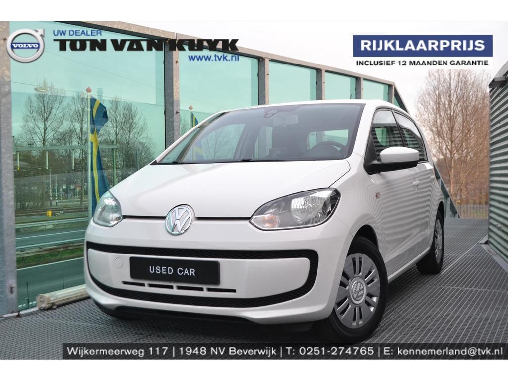 Volkswagen Up! 1.0 60pk 5d bmt move up! / airco / navi / usb /