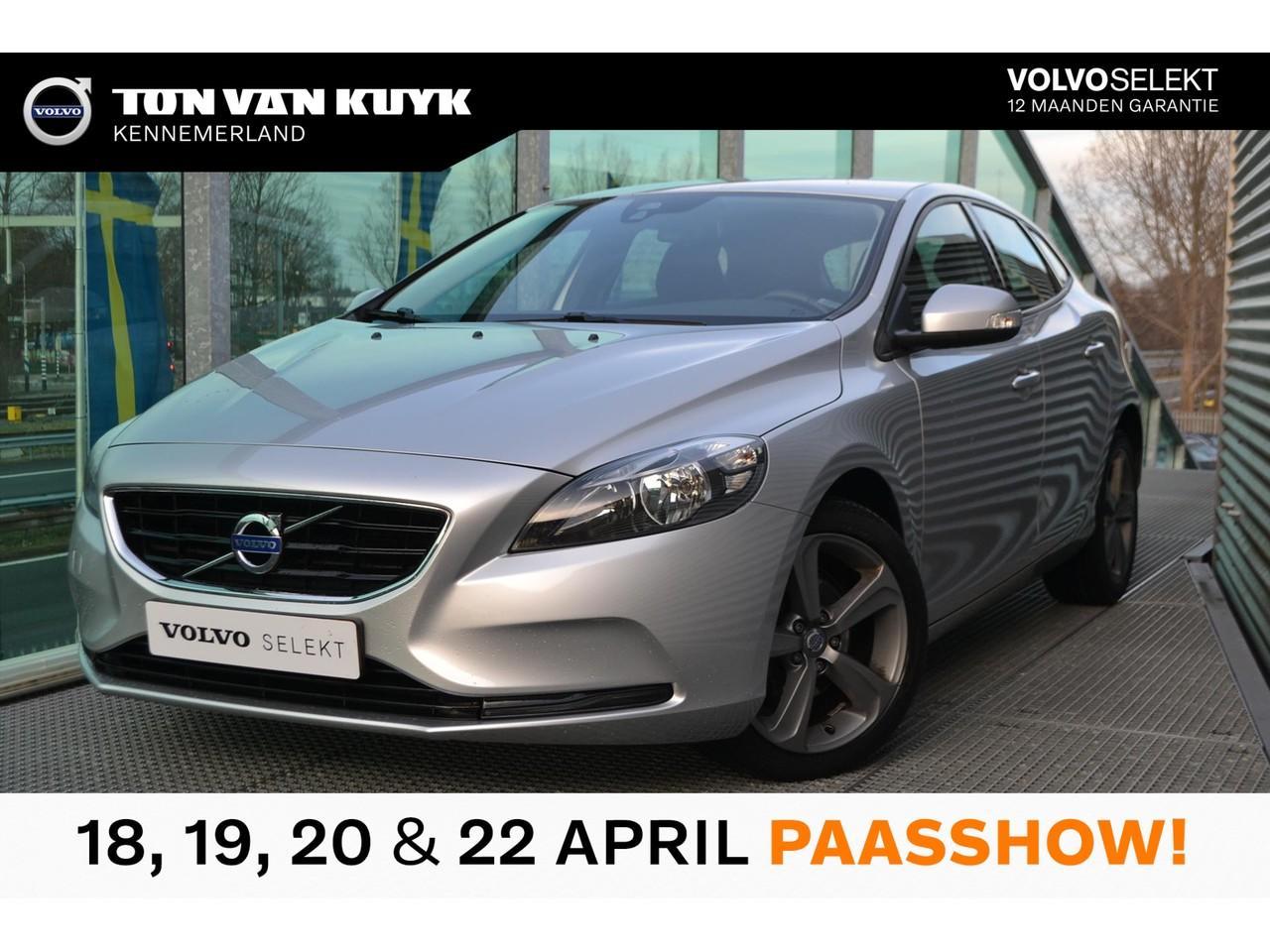 Volvo V40 1.6 d2 115pk kinetic