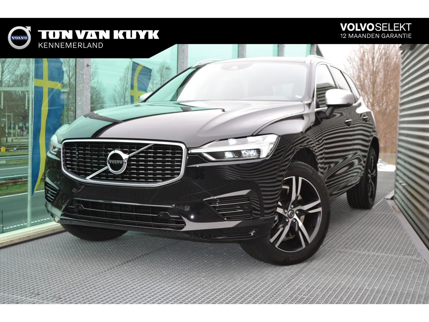 Volvo Xc60 T8 twin engine 390pk geartronic awd r-design / intellisafe / aud