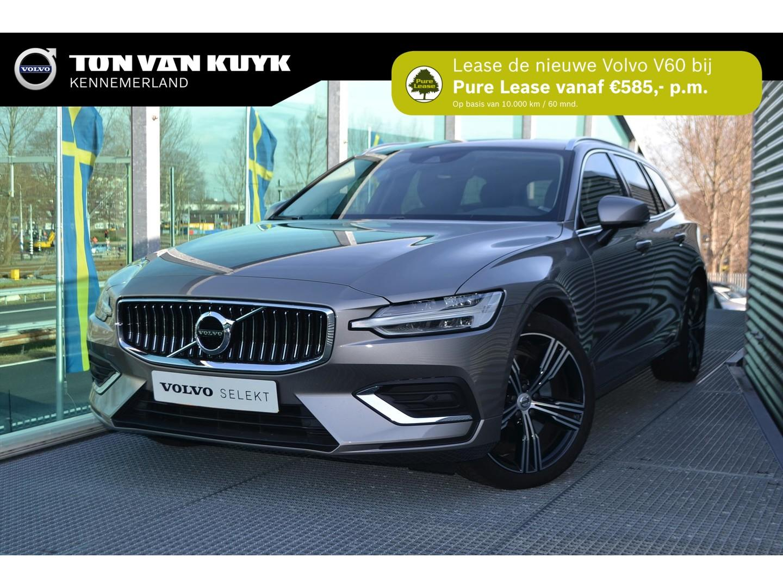 Volvo V60 New t5 250pk geartronic inscription / 19 / intellisafe / audio / bus