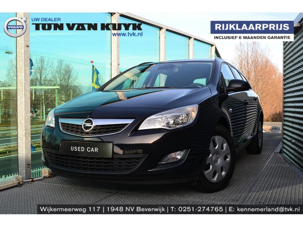 Opel Astra 1.6 turbo ecotec 180pk / cruise / airco /