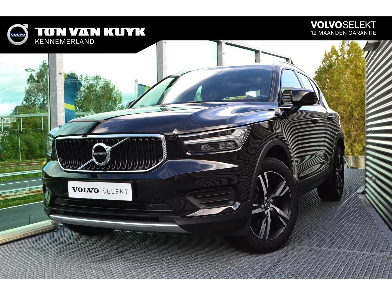Volvo Xc40 T4 190pk awd geartronic momentum / leder / 18 inch