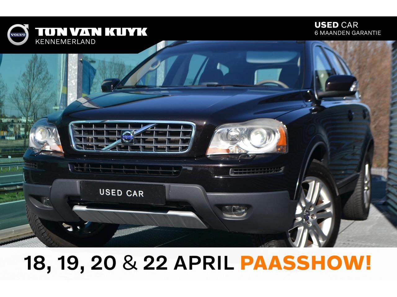 Volvo Xc90 2.4 d5 geartronic 7 seater summum / camera / trekhaak