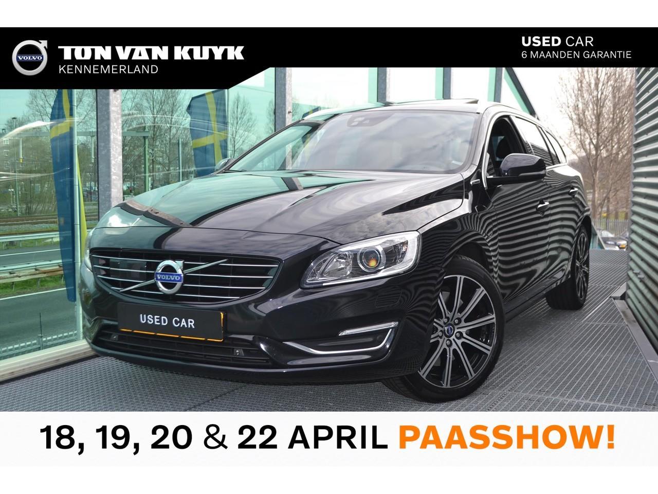 Volvo V60 D6 plug-in hybrid 285pk geartronic awd sum / intellisafe / famil