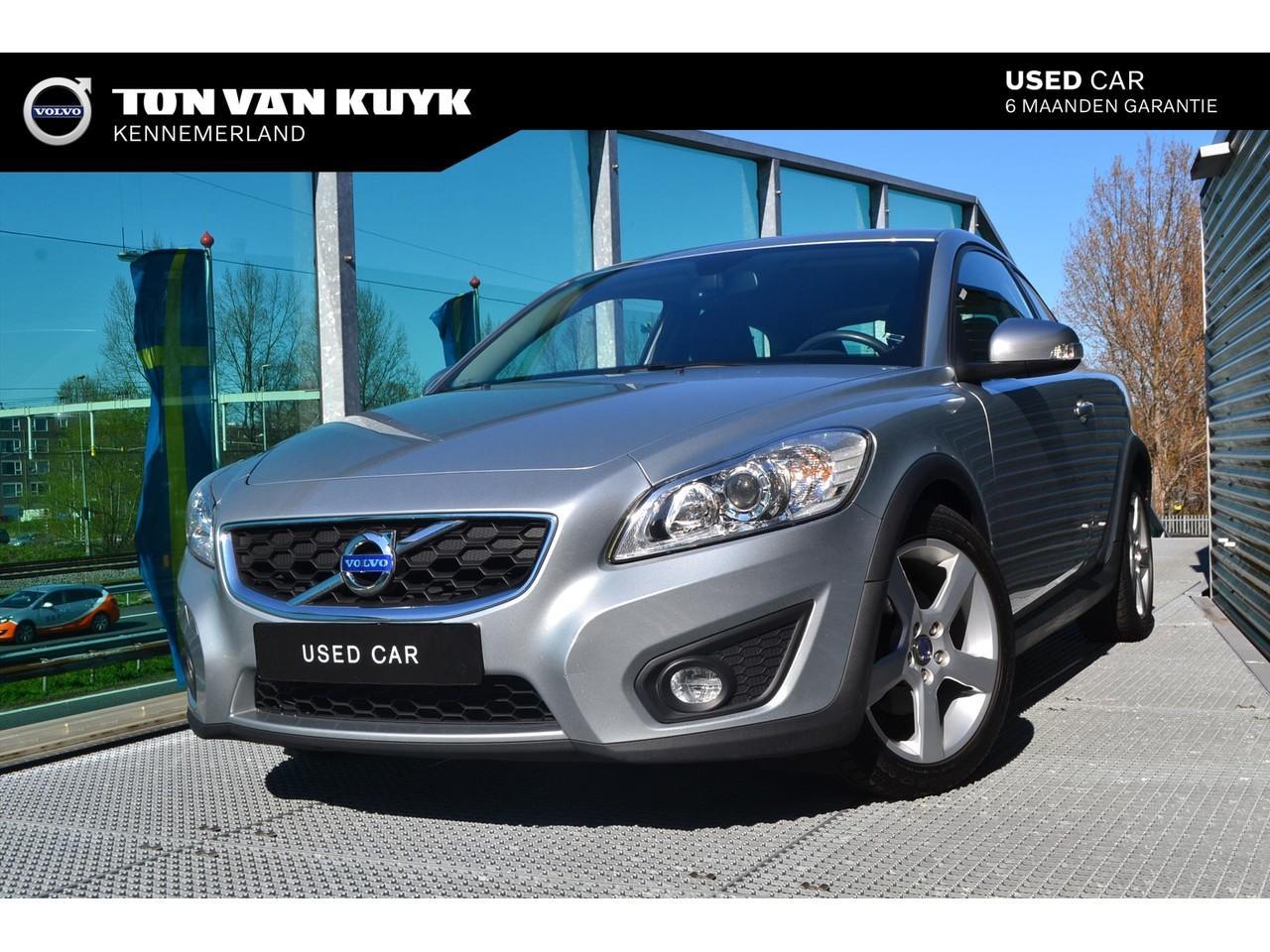 Volvo C30 D2 drive start/stop 115pk r-edition / leder