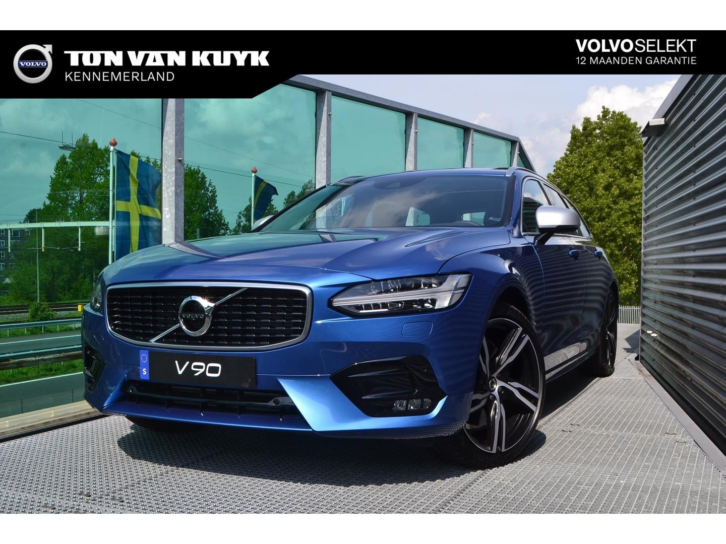 Volvo V90 T4 190pk geartronic business sport / luxury line / scandinavian
