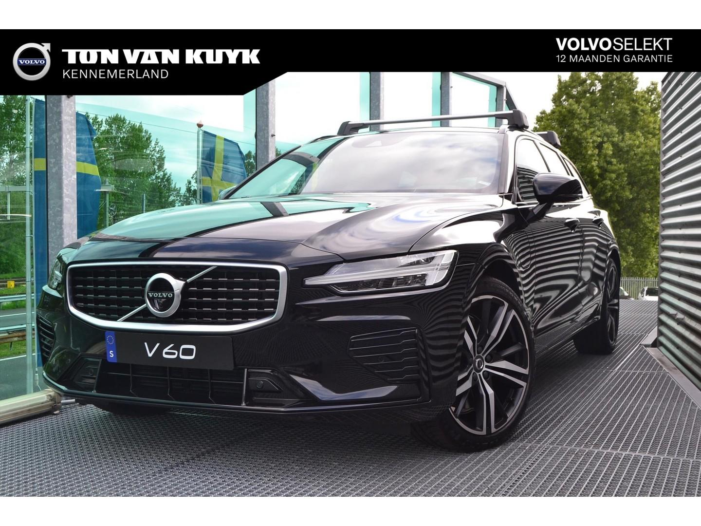 Volvo V60 New twin engine awd t8 r-design / luxury line / intellisafe