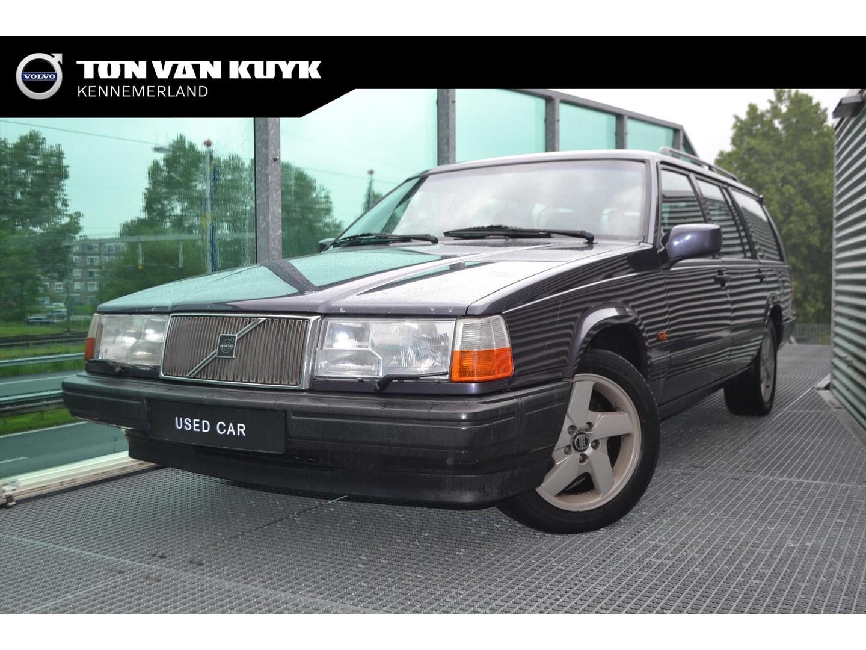 Volvo 940 2.3 ic aut polar / trekhaak / dealer onderhouden