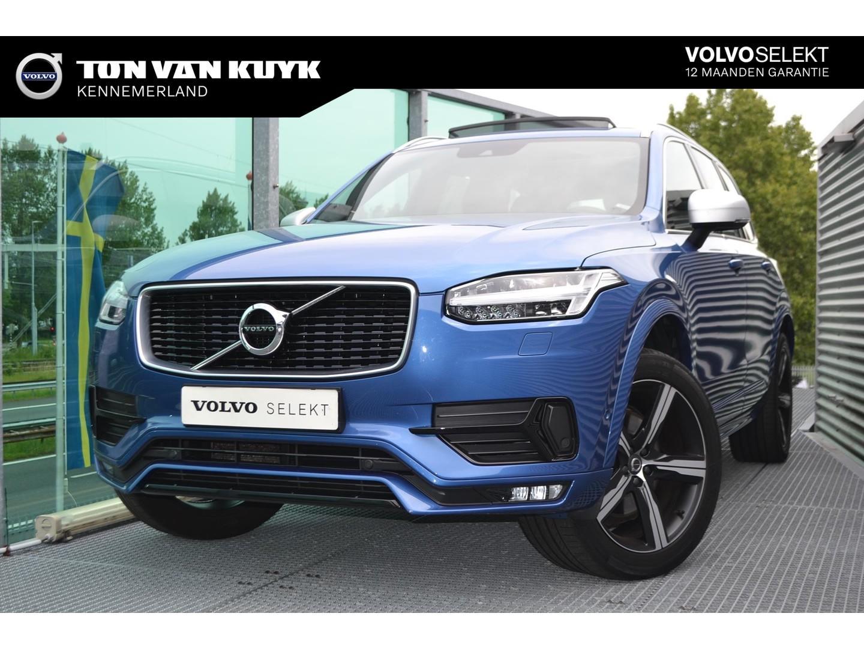 Volvo Xc90 T5 254pk geartronic 7p awd r-design/panoramadak