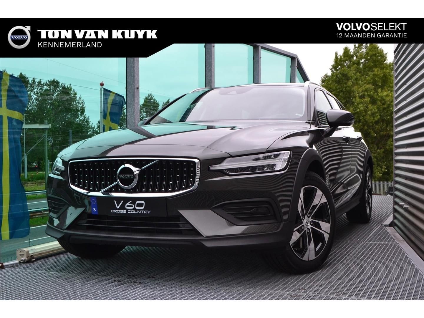Volvo V60 cross country New t5 awd pro / intellisafe / versat. line / camera