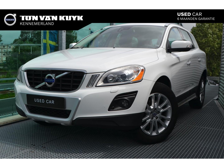 Volvo Xc60 2.4d fwd geartronic summum / leder / navigatie / park assist /18